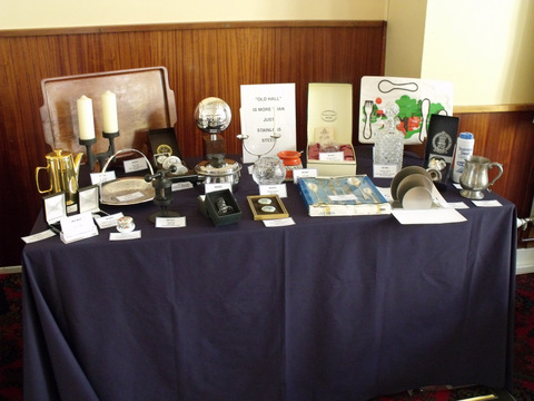 Nigel's display