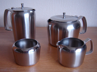 Stirling tea set