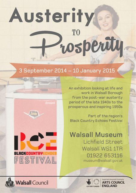 Walsall Museum Austerity