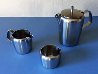 Lichfield coffee set
