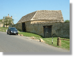 Court Barn in Chipping Campden