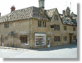Robert Welch shop in Chipping Campden