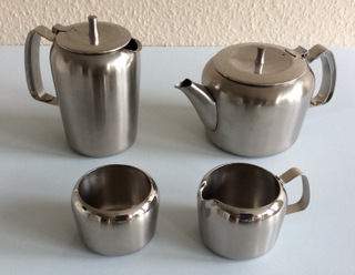 Stirling LS tea set