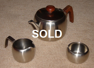 Coniston 3 piece tea set