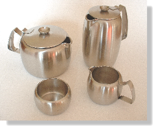Connaught tea set
