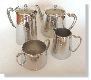 Warwick tea set